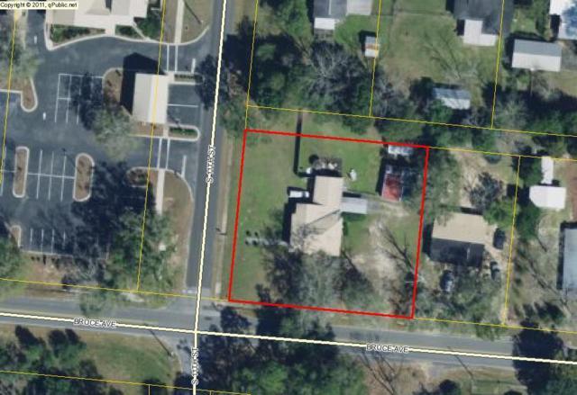 621 S 11th Street, Defuniak Springs, FL 32435 (MLS #807924) :: Scenic Sotheby's International Realty