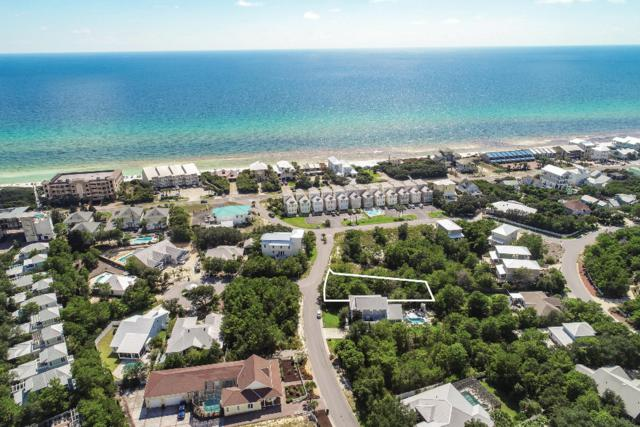 Lot 1 Blk B Seabreeze Boulevard, Inlet Beach, FL 32461 (MLS #807931) :: Scenic Sotheby's International Realty