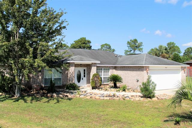466 Jillian Drive, Crestview, FL 32536 (MLS #807965) :: Luxury Properties Real Estate
