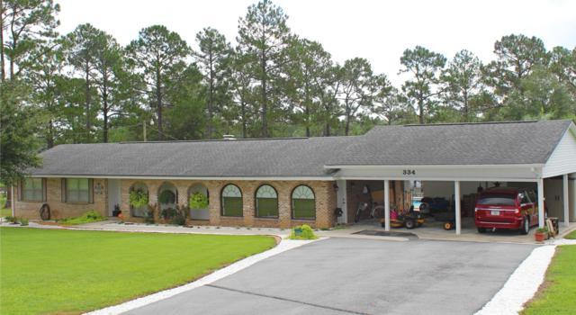 334 Ten Lake Drive, Defuniak Springs, FL 32433 (MLS #807993) :: Luxury Properties Real Estate