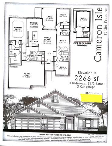 7980 Majestic Cypress Dr Drive, Milton, FL 32583 (MLS #808064) :: Luxury Properties Real Estate