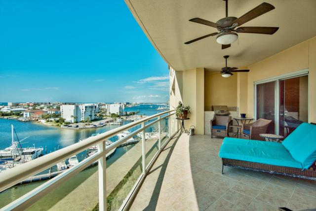 770 Harbor Boulevard 6F, Destin, FL 32541 (MLS #808155) :: Rosemary Beach Realty