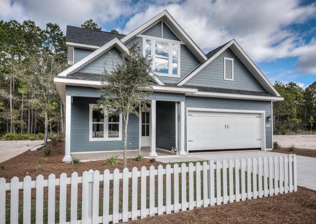 LOT 45 Blakely Drew Boulevard, Santa Rosa Beach, FL 32459 (MLS #808187) :: Luxury Properties Real Estate