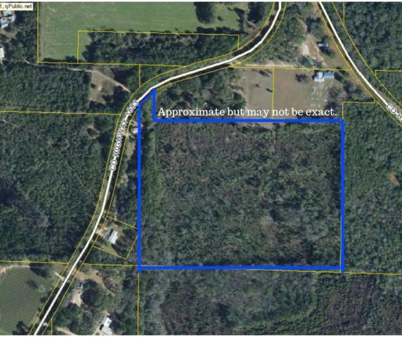 4866 Co Hwy 1883, Defuniak Springs, FL 32433 (MLS #808238) :: Luxury Properties Real Estate