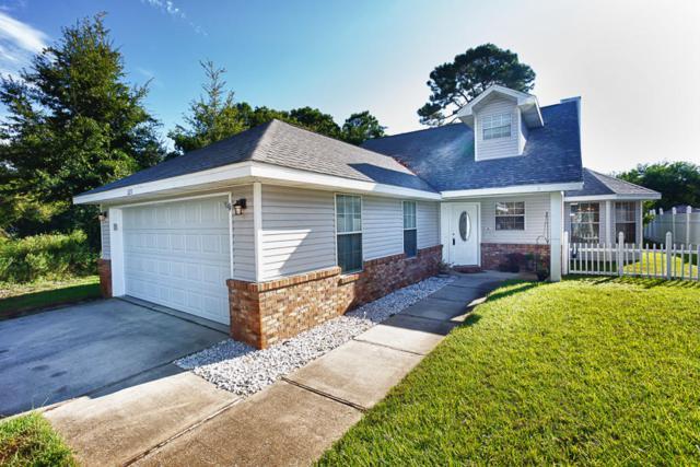 1215 Quail Lake Boulevard, Destin, FL 32541 (MLS #808317) :: Luxury Properties Real Estate