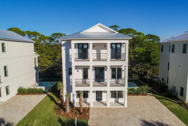 160 Woodward Drive, Santa Rosa Beach, FL 32459 (MLS #808354) :: Luxury Properties Real Estate