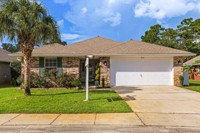 913 Lajolla Lane, Mary Esther, FL 32569 (MLS #808435) :: Classic Luxury Real Estate, LLC