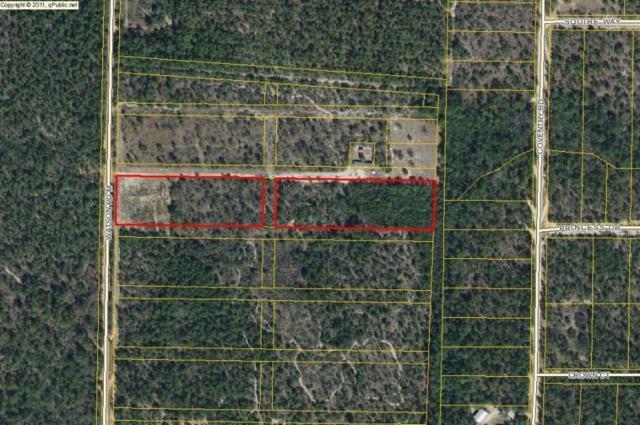 5.7 Acres Watson Road, Mossy Head, FL 32434 (MLS #808436) :: Luxury Properties Real Estate