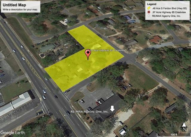 297 Highway 85 A, Crestview, FL 32536 (MLS #808454) :: Coast Properties