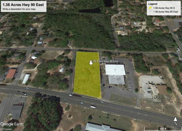 1.38 Acres E Hwy 90, Crestview, FL 32539 (MLS #808520) :: Coast Properties