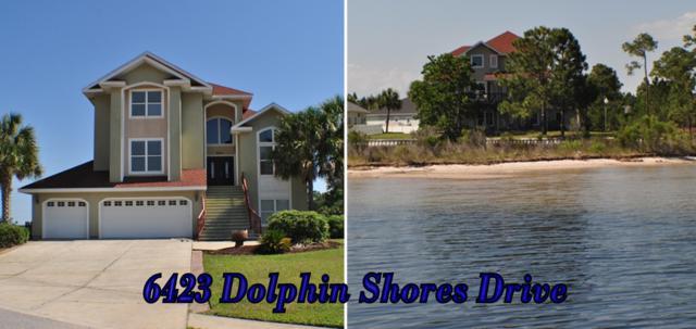 6423 Dolphin Shores Drive, Panama City Beach, FL 32407 (MLS #808522) :: Keller Williams Emerald Coast
