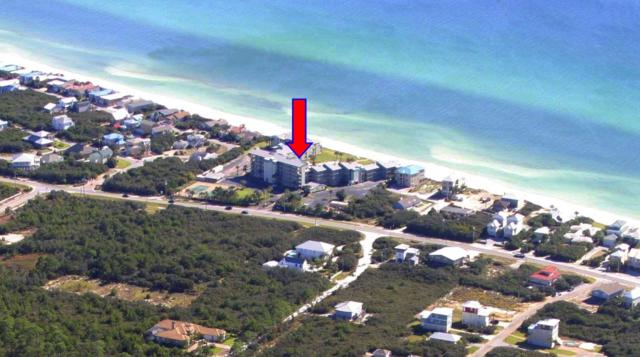 9064 E Co Highway 30-A Unit A-107, Inlet Beach, FL 32461 (MLS #808535) :: Rosemary Beach Realty