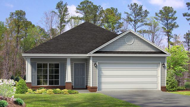 232 Lottie Loop Lot 59, Freeport, FL 32439 (MLS #808624) :: Luxury Properties Real Estate