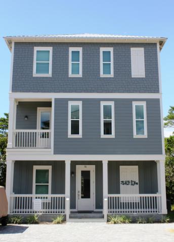 51 Abbey Road, Santa Rosa Beach, FL 32459 (MLS #808630) :: Luxury Properties Real Estate