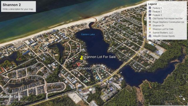 xxx Shannon Drive, Santa Rosa Beach, FL 32459 (MLS #808713) :: Luxury Properties on 30A