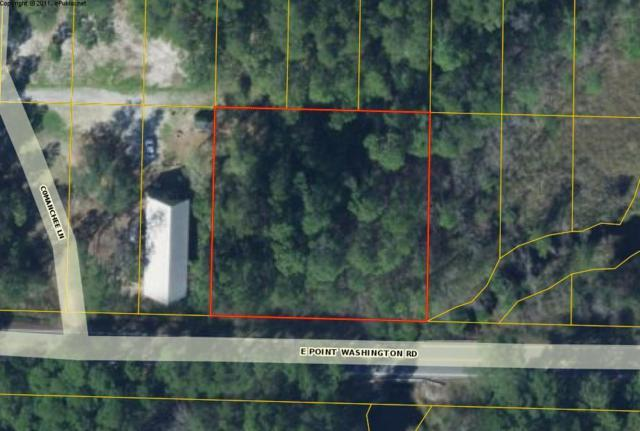 lot 3220 East Point Washington Road, Santa Rosa Beach, FL 32459 (MLS #808736) :: Luxury Properties Real Estate
