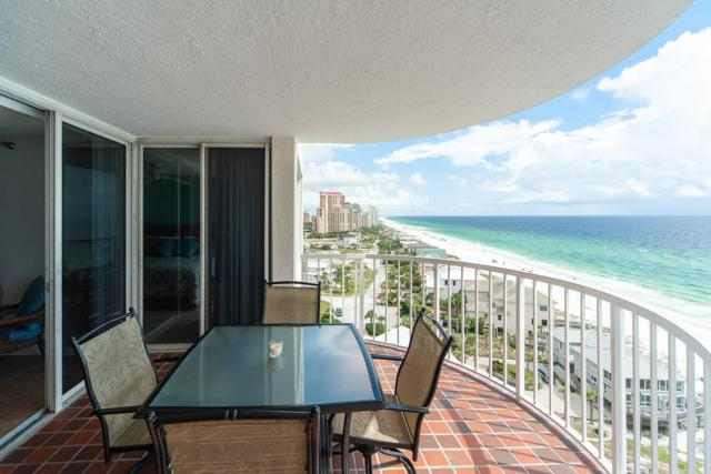 9815 Us Highway 98 Unit A1204, Miramar Beach, FL 32550 (MLS #808740) :: Rosemary Beach Realty