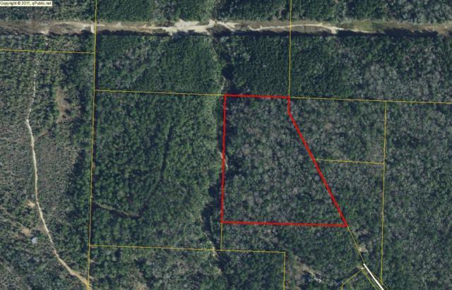 14.61 Acre High Lonesome Road, Defuniak Springs, FL 32433 (MLS #808782) :: Luxury Properties Real Estate