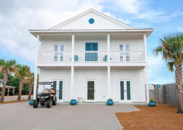 80 Pompano Street, Destin, FL 32541 (MLS #808814) :: Luxury Properties Real Estate