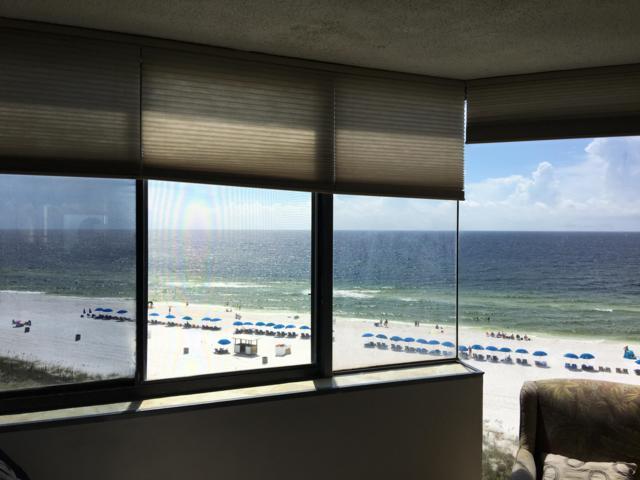 8817 S Thomas Drive A707, Panama City Beach, FL 32408 (MLS #808834) :: ResortQuest Real Estate