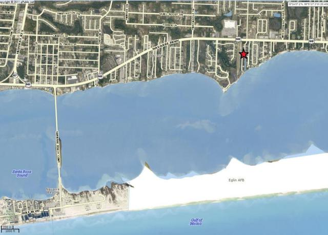 LOT#11 Palmetto Lake Drive, Navarre, FL 32566 (MLS #808860) :: Classic Luxury Real Estate, LLC