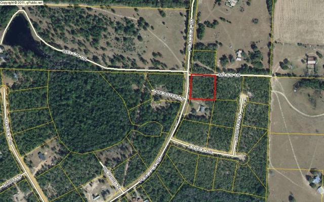 1ac. Peacock Road, Defuniak Springs, FL 32433 (MLS #808938) :: Luxury Properties Real Estate