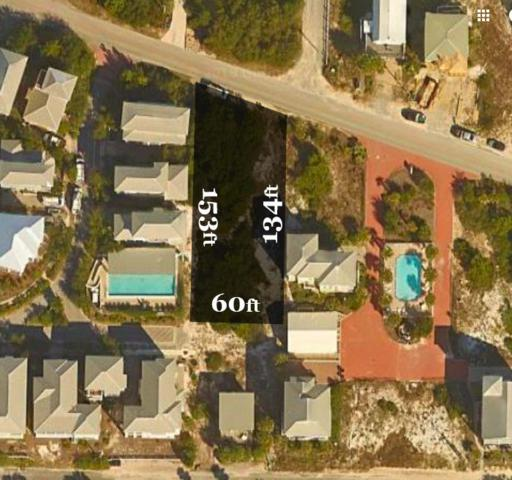 XX Eastern Lake Road, Santa Rosa Beach, FL 32459 (MLS #808977) :: Luxury Properties Real Estate