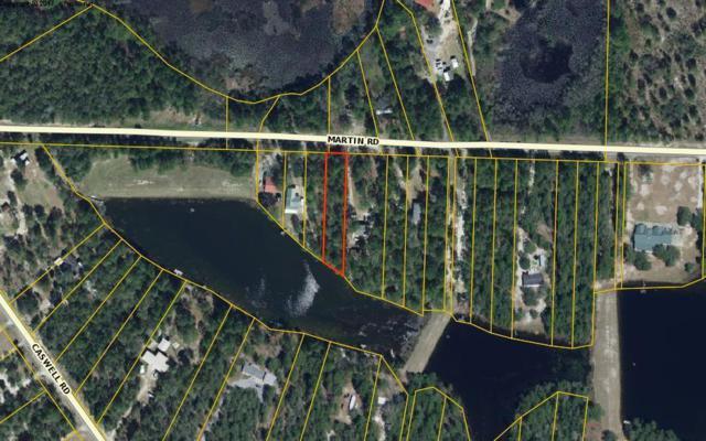 .42ac. Martin Road, Defuniak Springs, FL 32433 (MLS #809008) :: Luxury Properties Real Estate