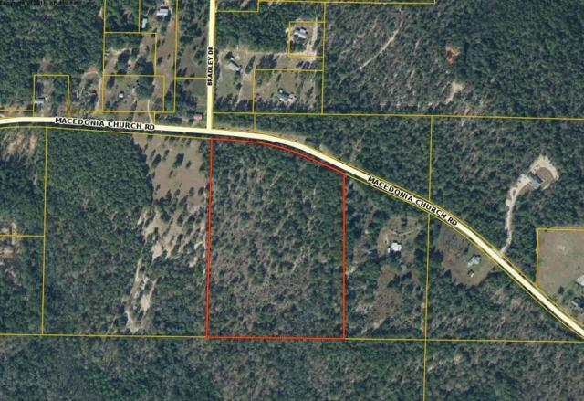 21.7 ACRES Macedonia Church Road, Defuniak Springs, FL 32435 (MLS #809026) :: Luxury Properties Real Estate