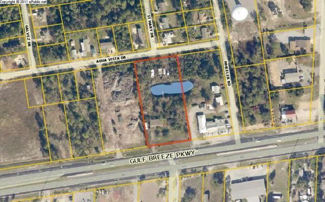 5214 Gulf Breeze Parkway, Gulf Breeze, FL 32563 (MLS #809035) :: 30A Real Estate Sales
