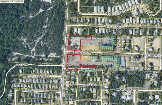 TBD 30A #3, Santa Rosa Beach, FL 32459 (MLS #809096) :: Berkshire Hathaway HomeServices Beach Properties of Florida