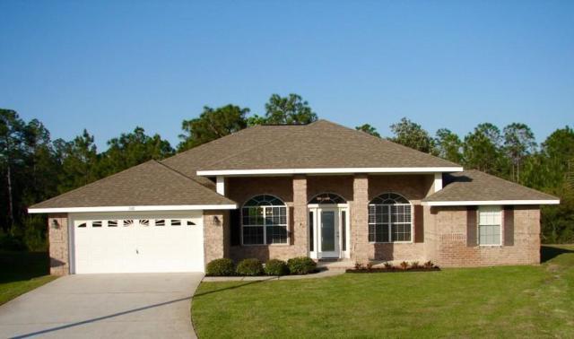 2418 Amberjack Court, Navarre, FL 32566 (MLS #809148) :: Classic Luxury Real Estate, LLC