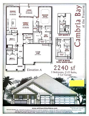 7986 Majestic Cypress Dr, Milton, FL 32583 (MLS #809150) :: Luxury Properties Real Estate