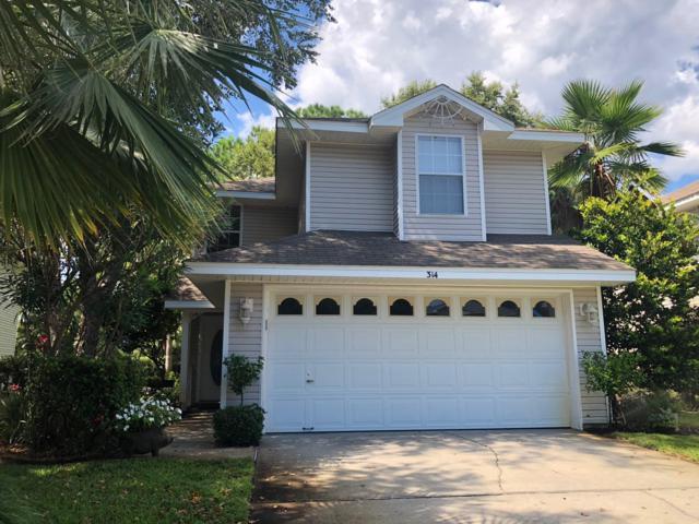 314 Liriope Loop, Destin, FL 32541 (MLS #809162) :: Coast Properties