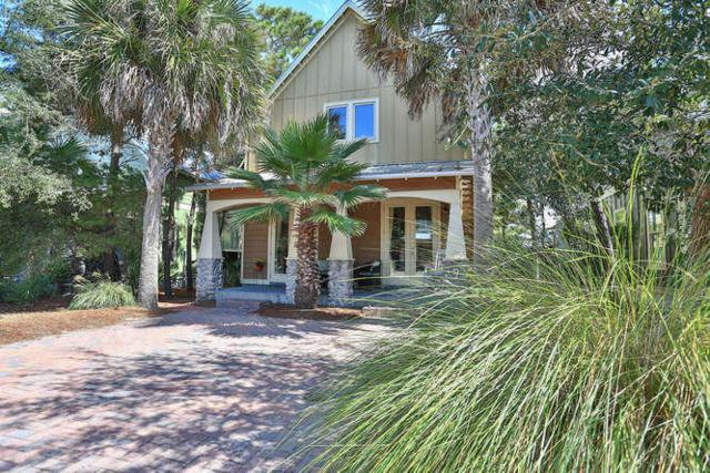 48 Classic Ct Lane, Santa Rosa Beach, FL 32459 (MLS #809172) :: 30a Beach Homes For Sale
