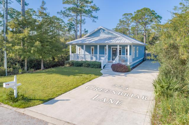 225 Greenbriar Lane, Santa Rosa Beach, FL 32459 (MLS #809290) :: ENGEL & VÖLKERS