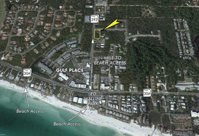 +/-.43 Acres Cr-393 S, Santa Rosa Beach, FL 32459 (MLS #809401) :: Counts Real Estate Group