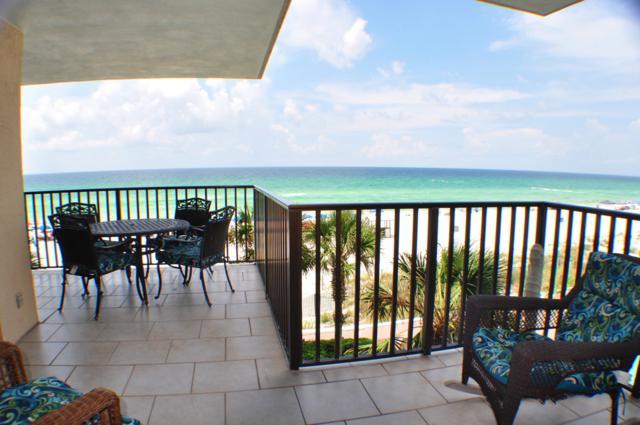 6905 Thomas Drive Unit 308, Panama City Beach, FL 32408 (MLS #809504) :: RE/MAX By The Sea