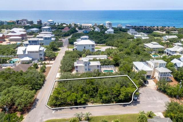Lot 24 C Street, Inlet Beach, FL 32461 (MLS #809510) :: Counts Real Estate Group