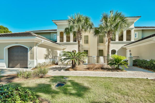 5381 Pine Ridge Lane #5381, Miramar Beach, FL 32550 (MLS #809527) :: Luxury Properties Real Estate