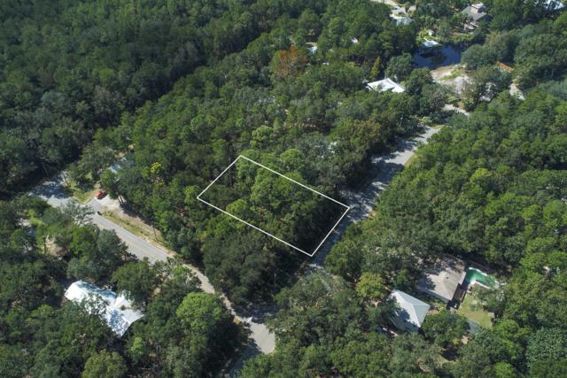 LOT 2 Little Canal Drive, Santa Rosa Beach, FL 32459 (MLS #809574) :: ResortQuest Real Estate
