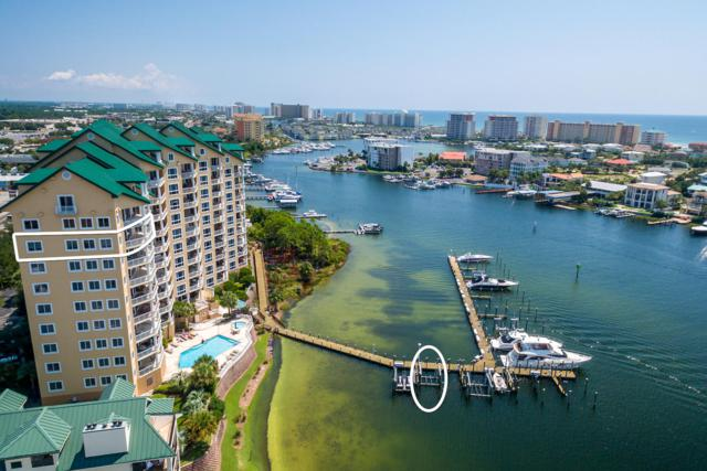 662 Harbor Boulevard #850, Destin, FL 32541 (MLS #809612) :: ENGEL & VÖLKERS