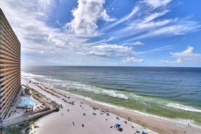 5115 Gulf Drive Unit 1202, Panama City Beach, FL 32408 (MLS #809749) :: Coastal Luxury