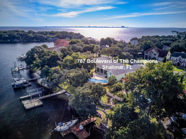 787 Blvd Of The Champions, Shalimar, FL 32579 (MLS #809765) :: Counts Real Estate Group