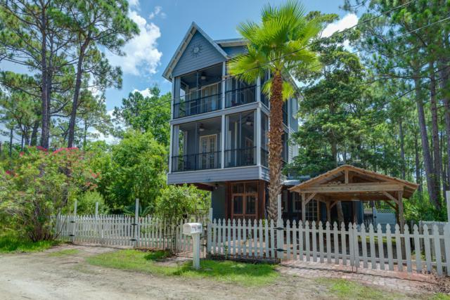 160 Montigo Avenue, Santa Rosa Beach, FL 32459 (MLS #809799) :: Levin Rinke Realty