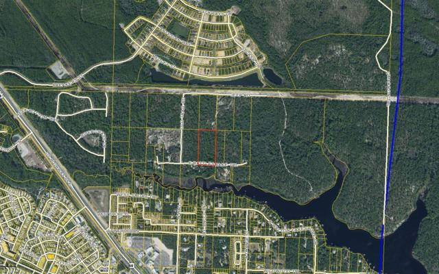 Lot 15 E Rattlesnake Trail, Inlet Beach, FL 32461 (MLS #809814) :: ResortQuest Real Estate