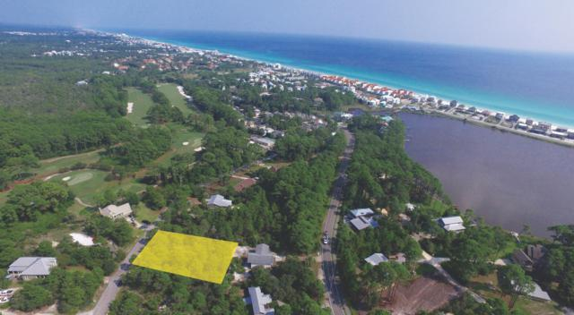 Lot 15 Hillcrest Road, Santa Rosa Beach, FL 32459 (MLS #809824) :: Counts Real Estate Group