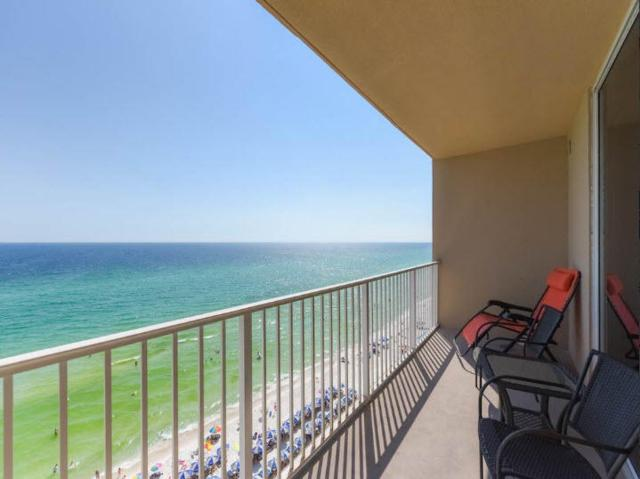 16819 Front Beach Road Unit 907, Panama City Beach, FL 32413 (MLS #809830) :: Coastal Luxury