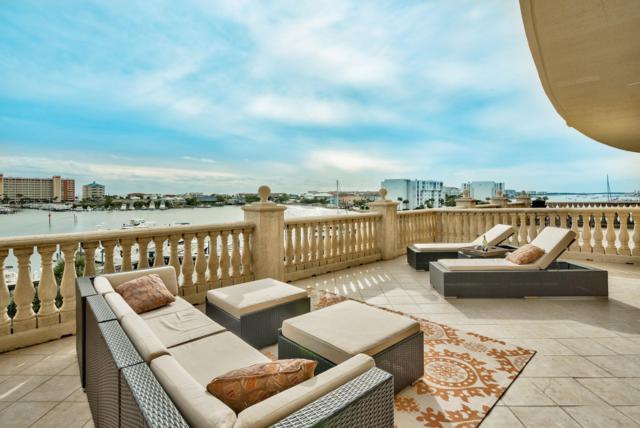 770 Harbor Boulevard Boulevard 2E, Destin, FL 32541 (MLS #809847) :: Rosemary Beach Realty