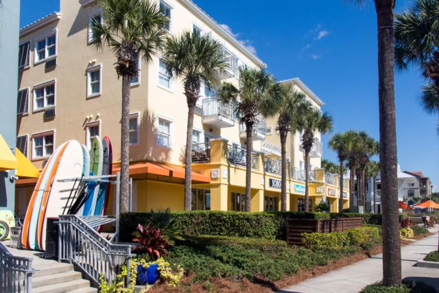 45 Town Center Loop Unit 2-17, Santa Rosa Beach, FL 32459 (MLS #809902) :: The Prouse House | Beachy Beach Real Estate